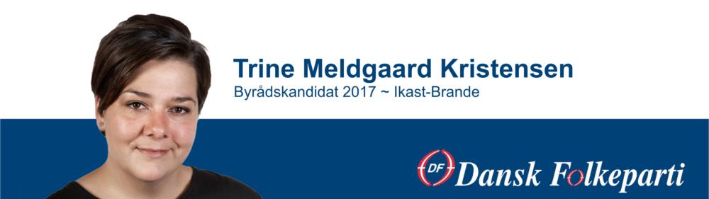Byrådskandidat Trine Meldgaard Kristensen
